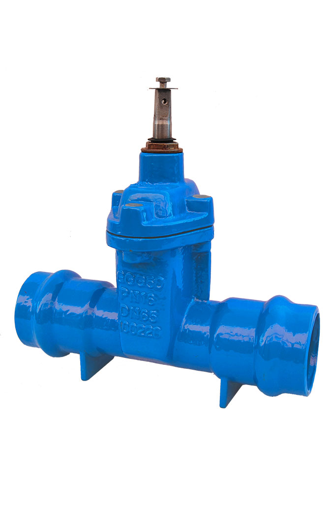 SERIES 13A – RESILIENT SEAT GATE VALVES