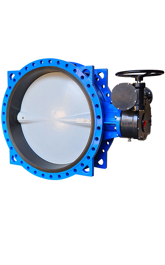 SERIES 23A – DOUBLE FLANGE BUTTERFLY VALVES