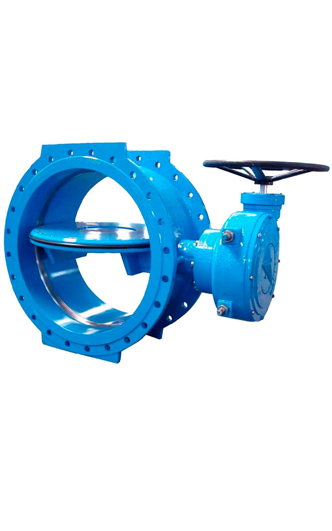 SERIES 24A – DOUBLE ECCENTRIC BUTTERFLY VALVES